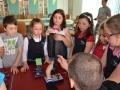 Lectiile demonstrative cu elevi in cadrul proiectului